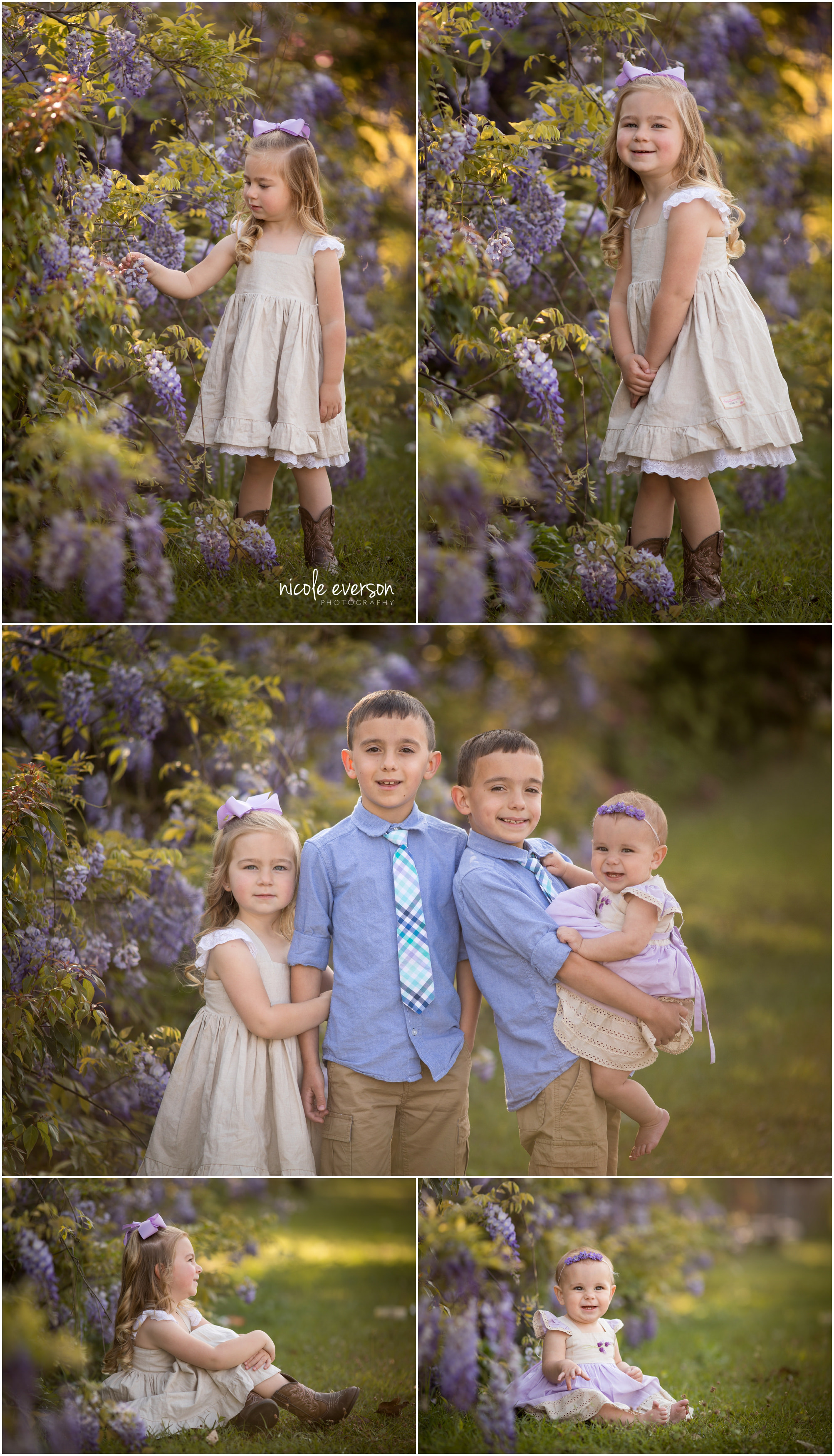 spring Florida family photography