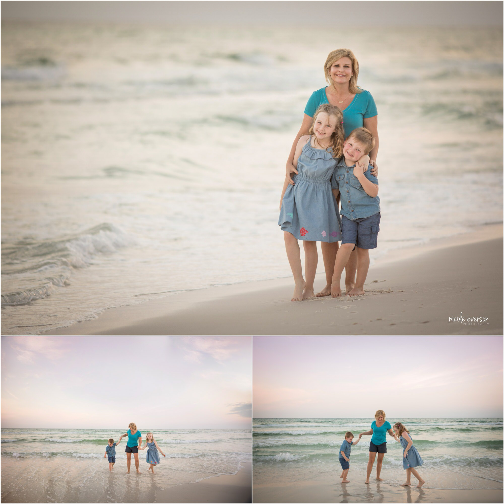 destin family photographer Nicole Everson Photography