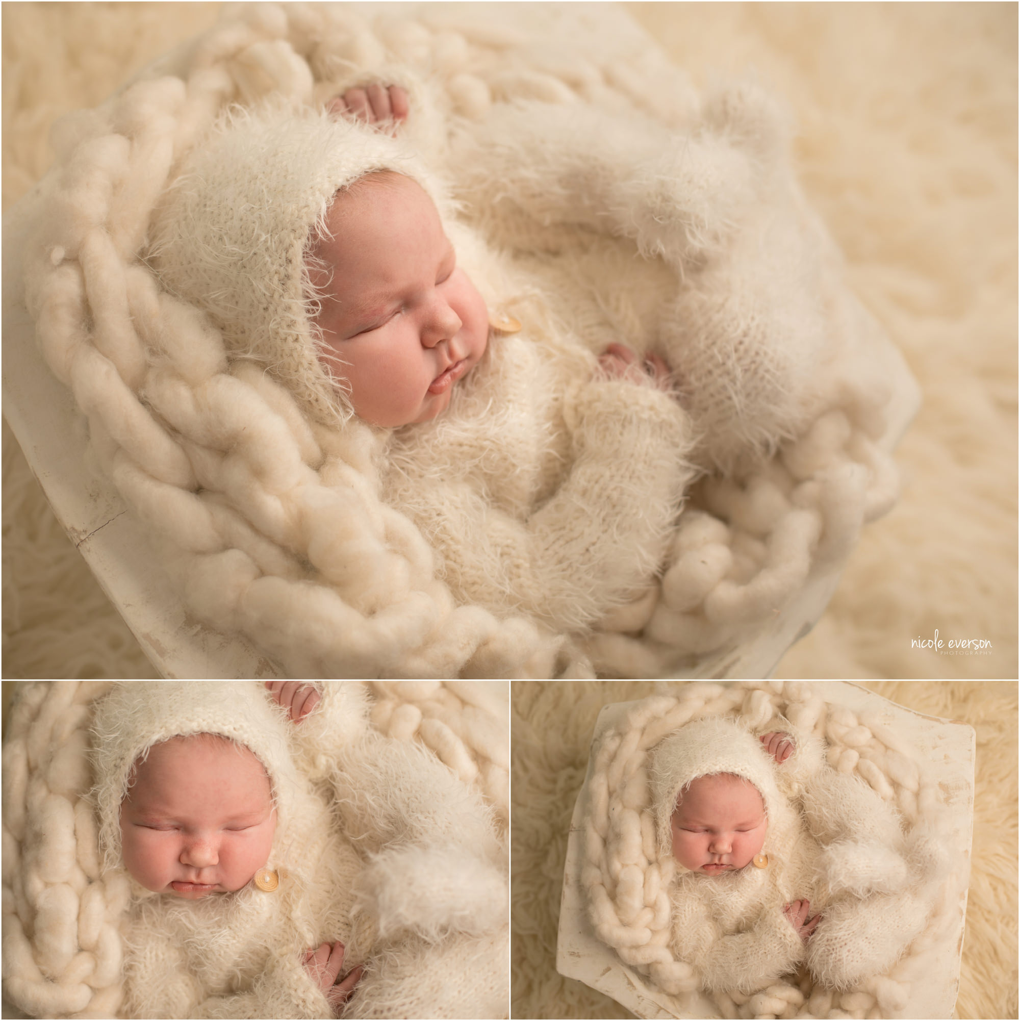 newborn baby photographer in Panama City beach Florida