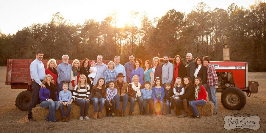 Sanders Family | Lynn Haven Florida Photography