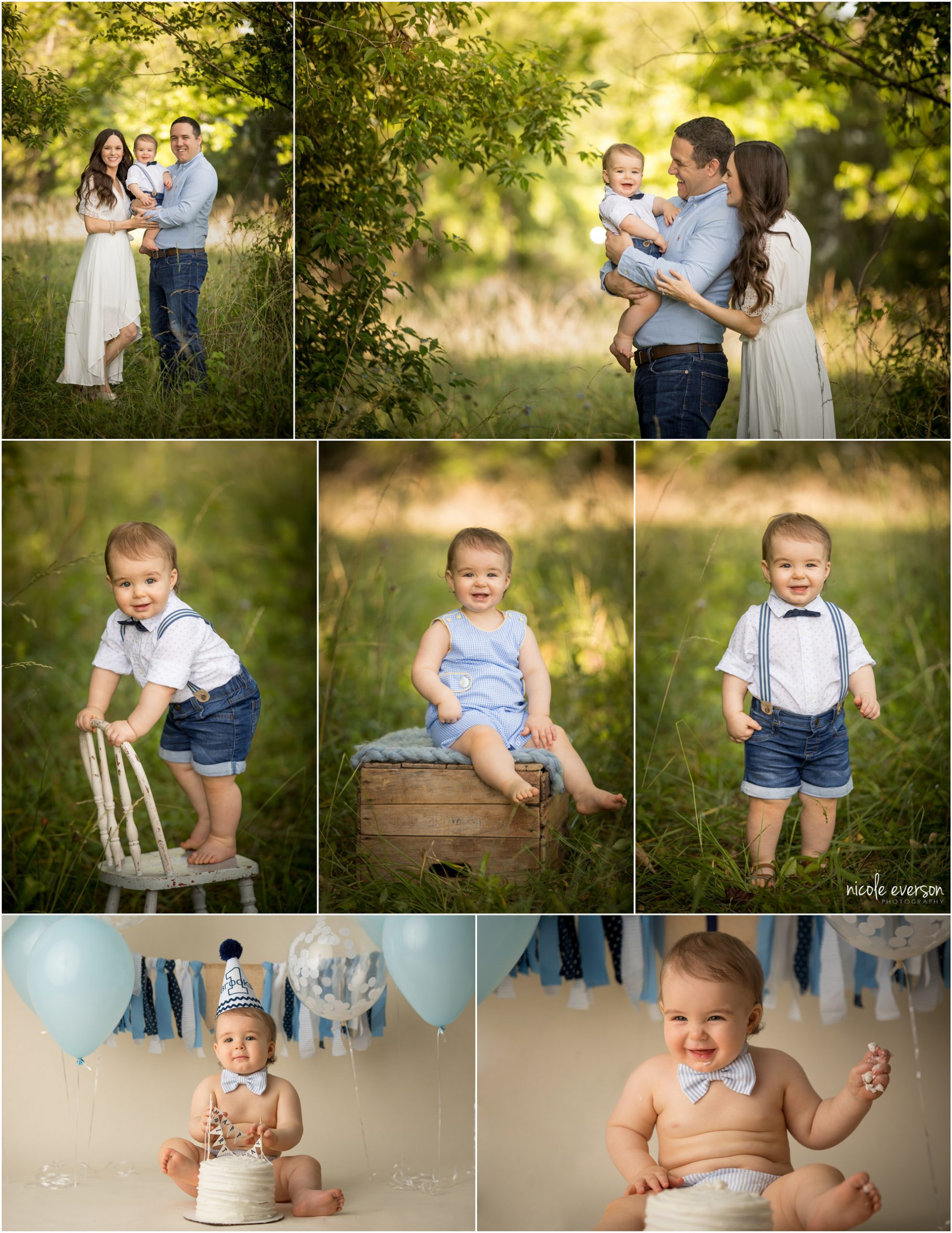 baby photos marianna fl photographer Nicole Everson photography