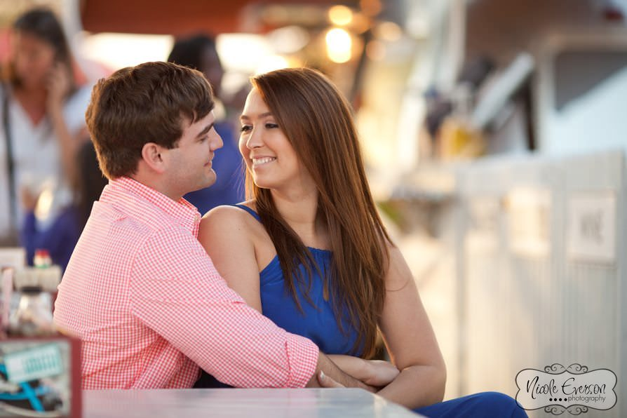 Engagement Photographer Seaside Beach