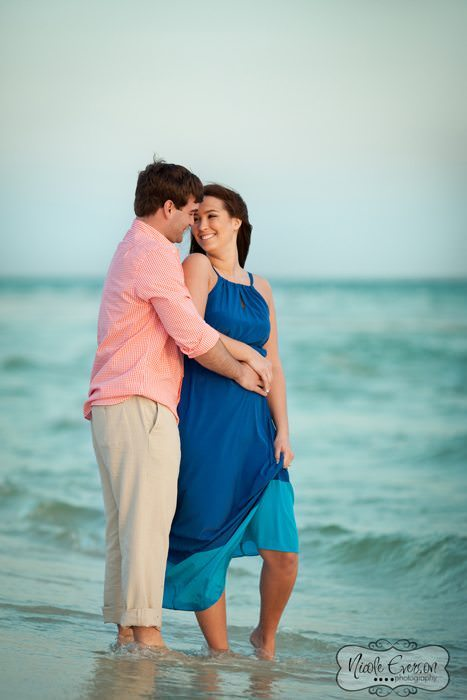 Engagement Photographer FL Beaches
