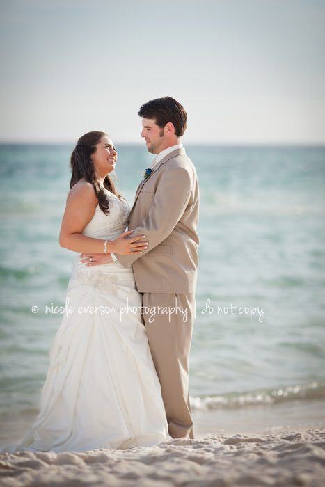 Seaside Beach Florida wedding photographer