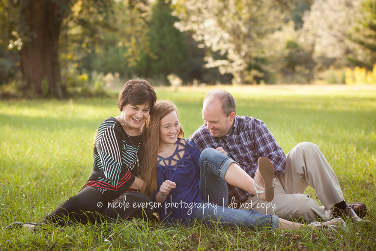 Tallahassee Florida Family Photographer