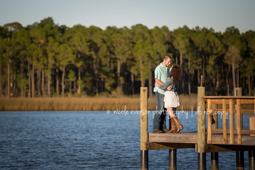 K&T | Seaside Florida Engagement Photographer