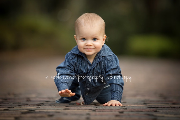 Tallahassee Florida baby photographer