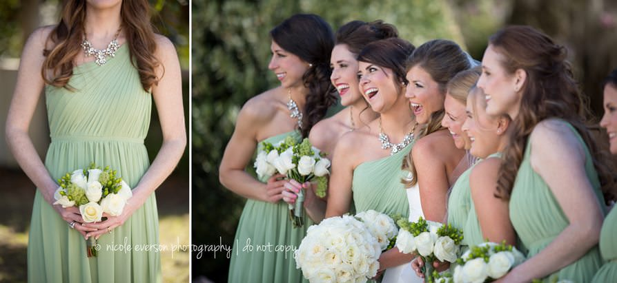 wedding bridesmaids dresses