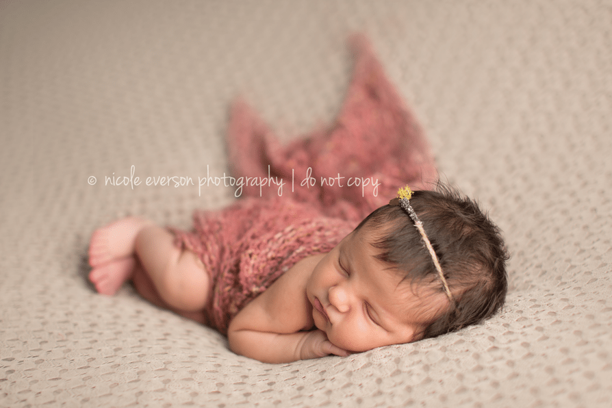 Tallahassee Florida Newborn Photographer