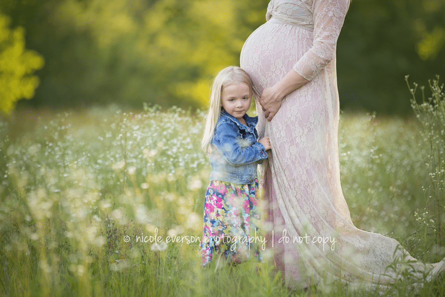 pregnancy portraits in Tallahassee Florida