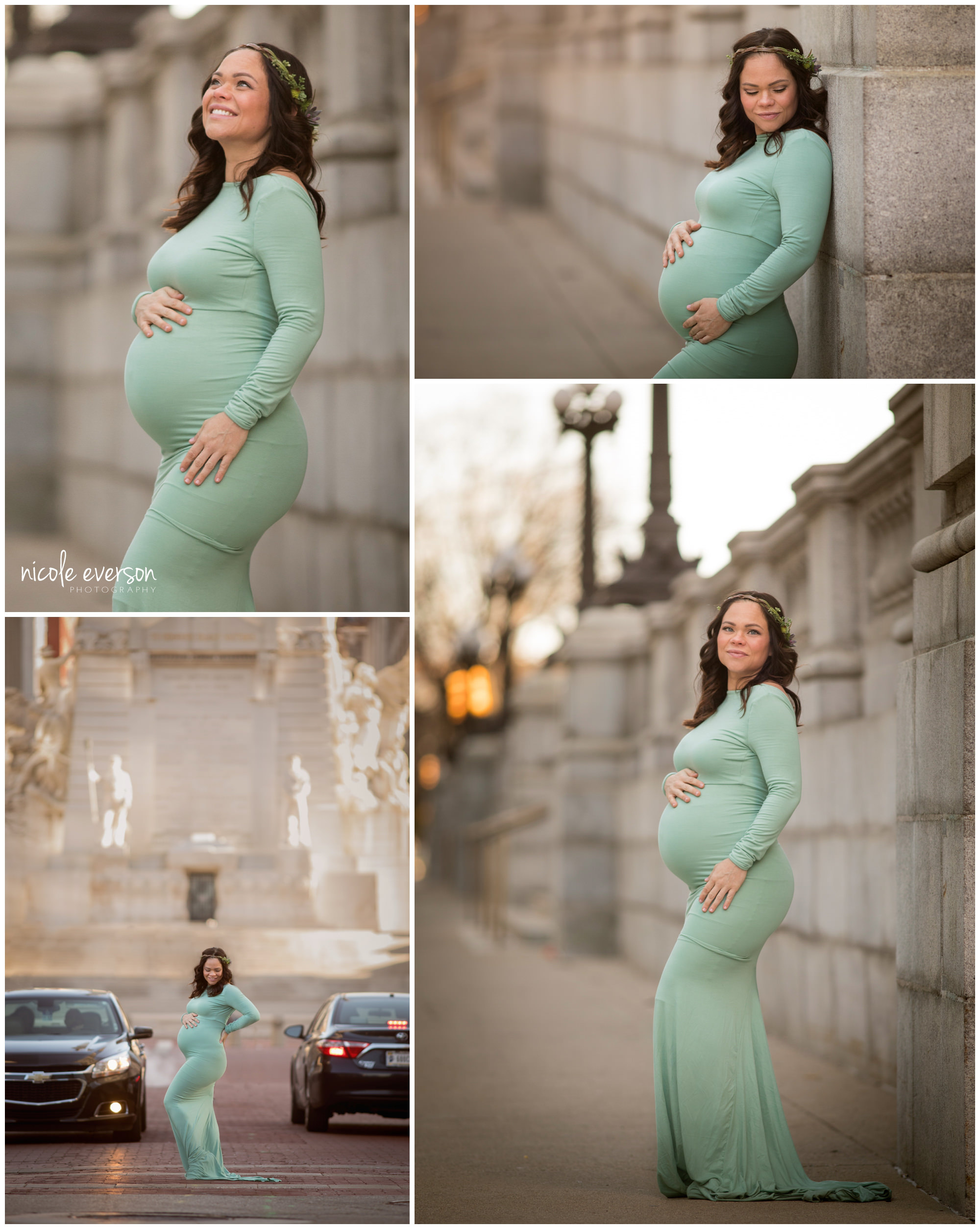 Tallahassee maternity photography by Nicole Everson Photography