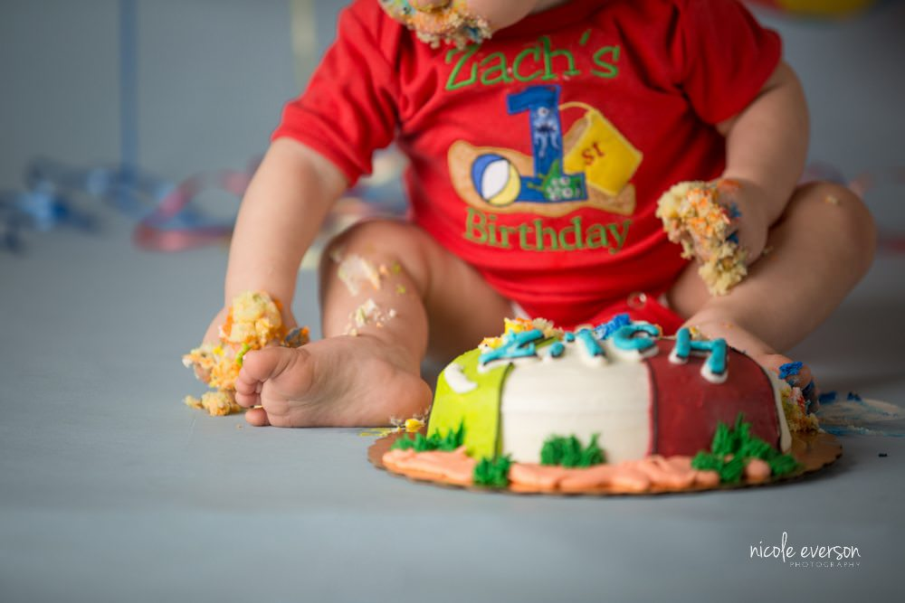 Florida Baby Photographer by Nicole Everson