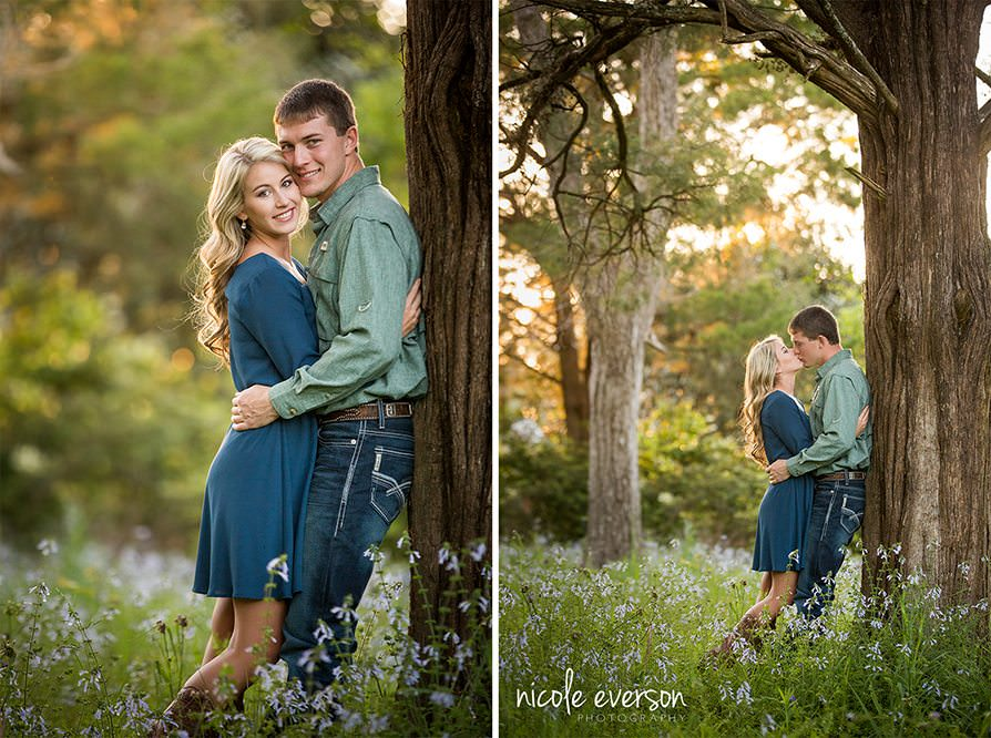 Lauren Amp Kameron Graceville Florida Engagement Photographer