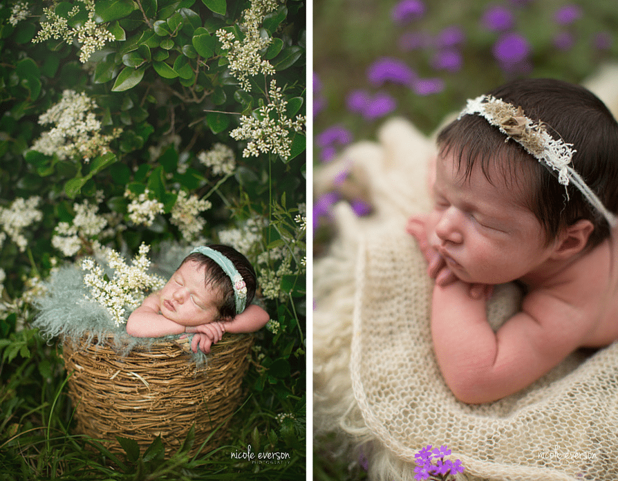 Cuddly Kenna | Graceville, Fl Newborn Photographer