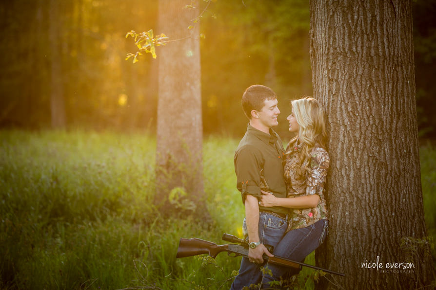 North Florida engagement photographer