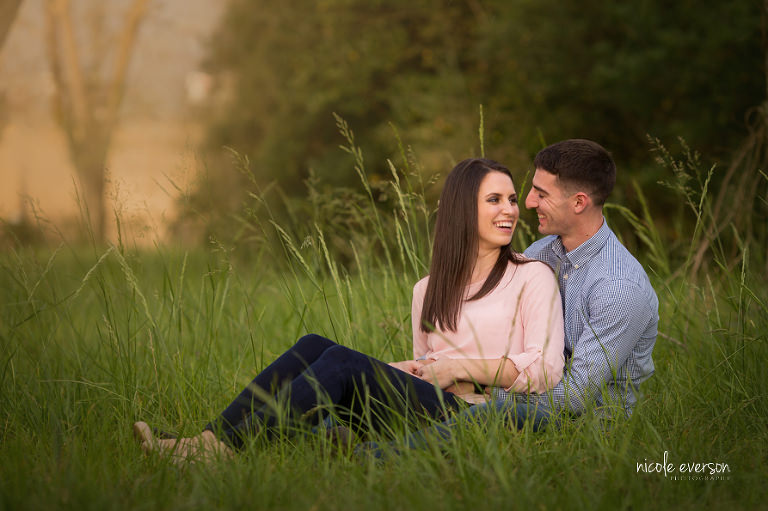Chelsea and Kevin Chipley, FL Engagement Photographer