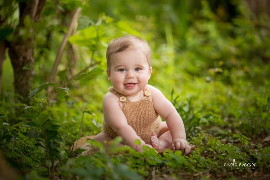 North Florida baby photographer
