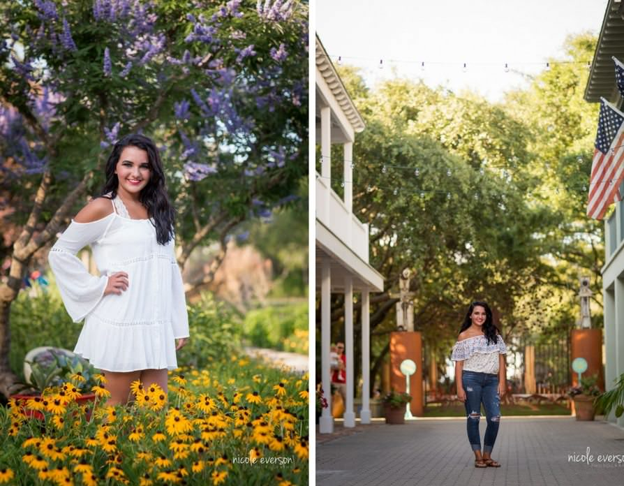 Blakely, GA Senior Portrait Photographer