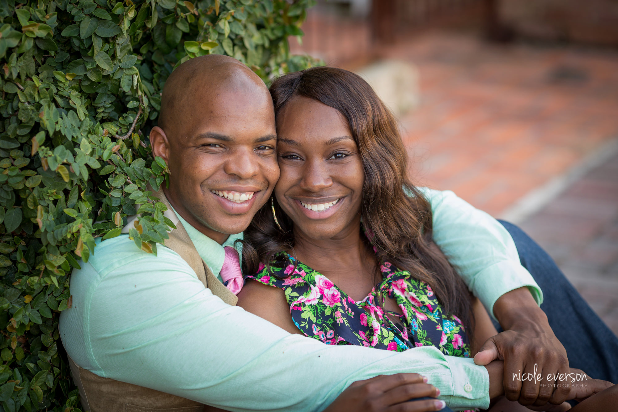 Chelsea and Omar Chipley, FL Engagement Photographer