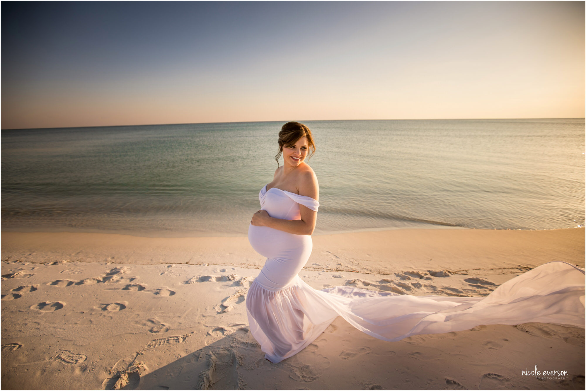 destin maternity beach photographer