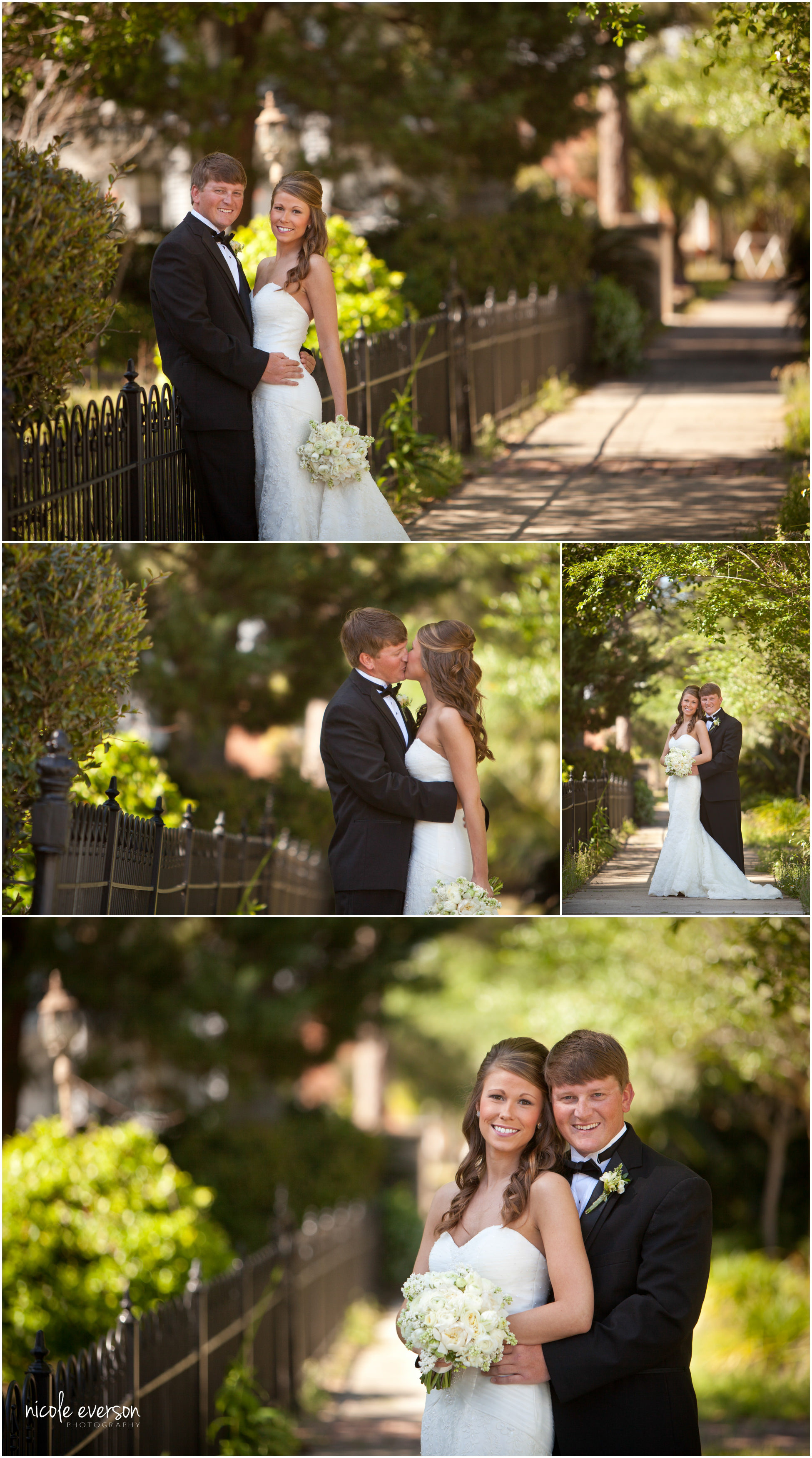 DeFuniak Springs FL wedding photographer Nicole Everson Photography