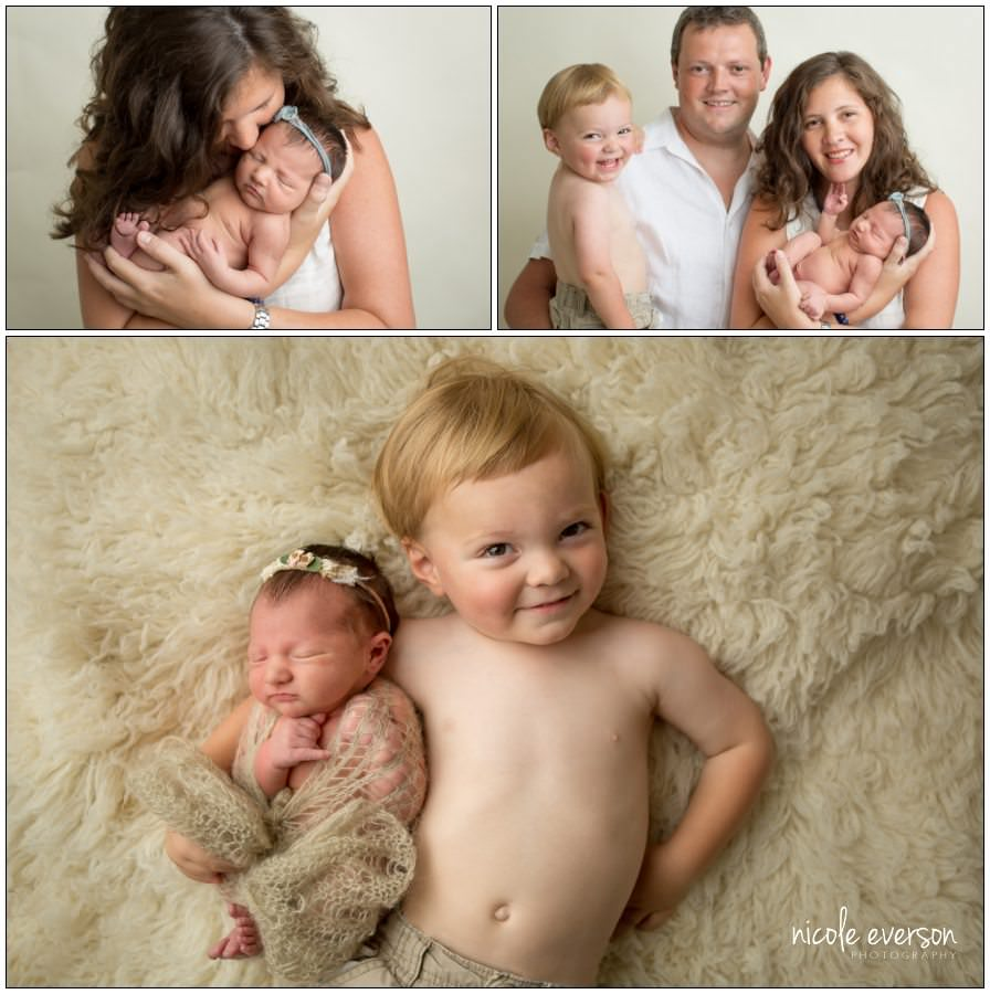 big brither newborn pictures