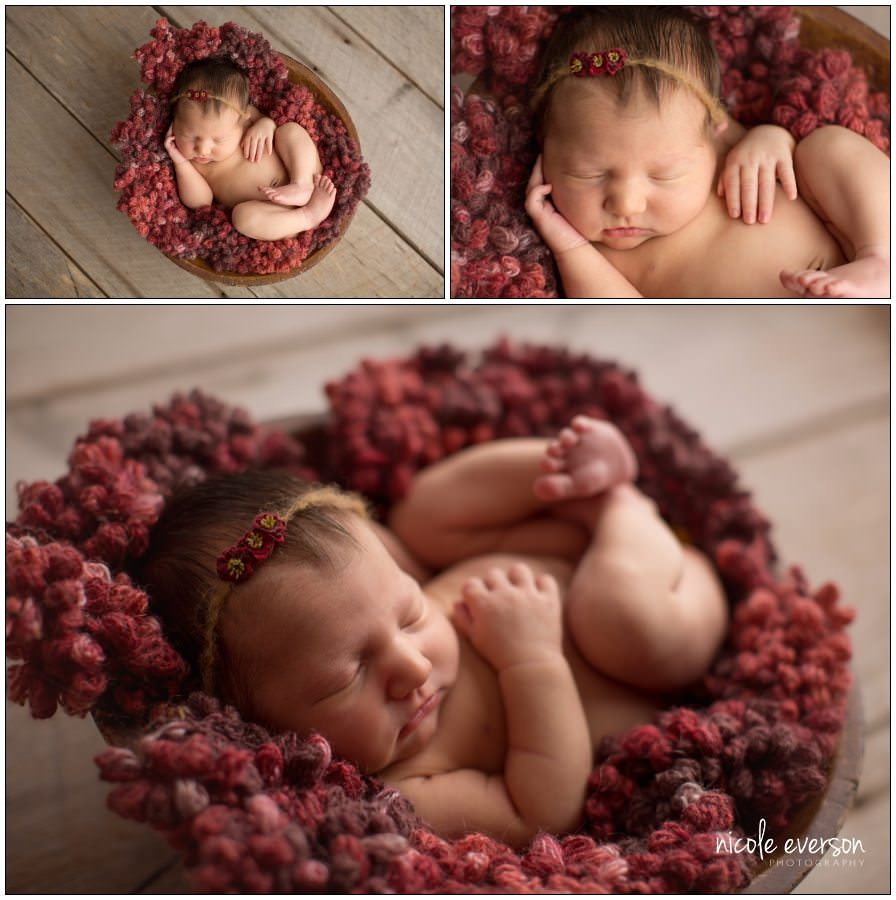 beautifual newborn baby girl