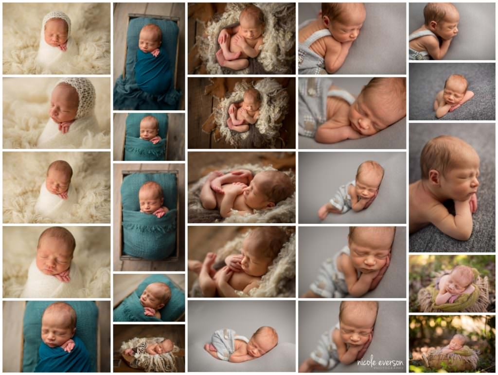 newborn baby pictures Tallahassee Florida