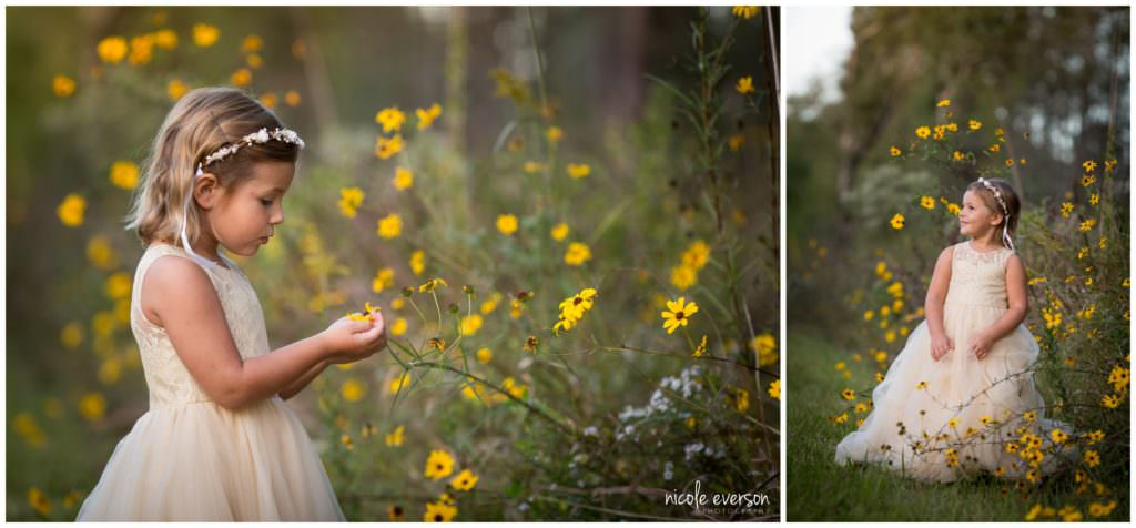 Destin Florida children's photography