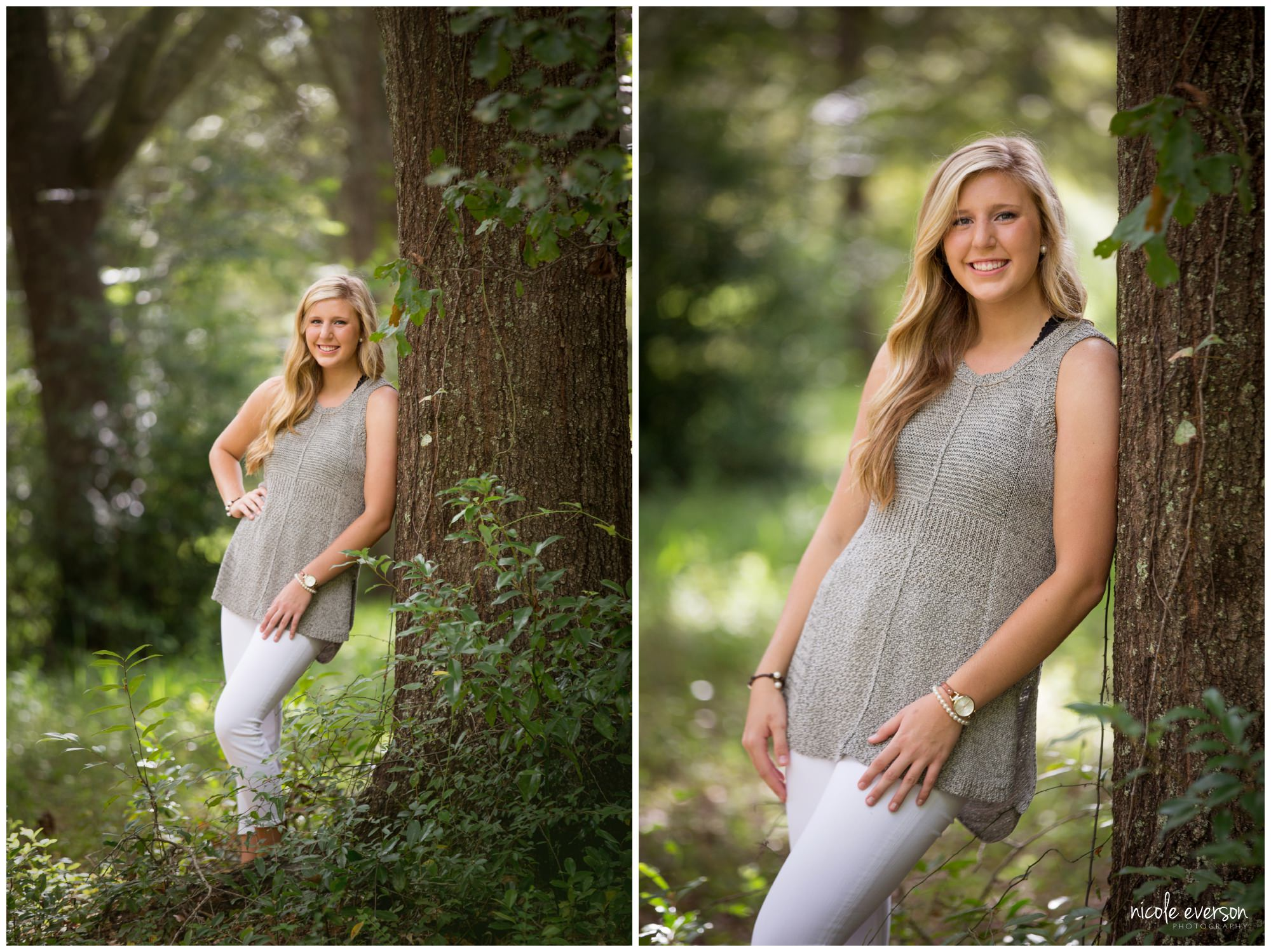 Tallahassee Florida Senior Photographer