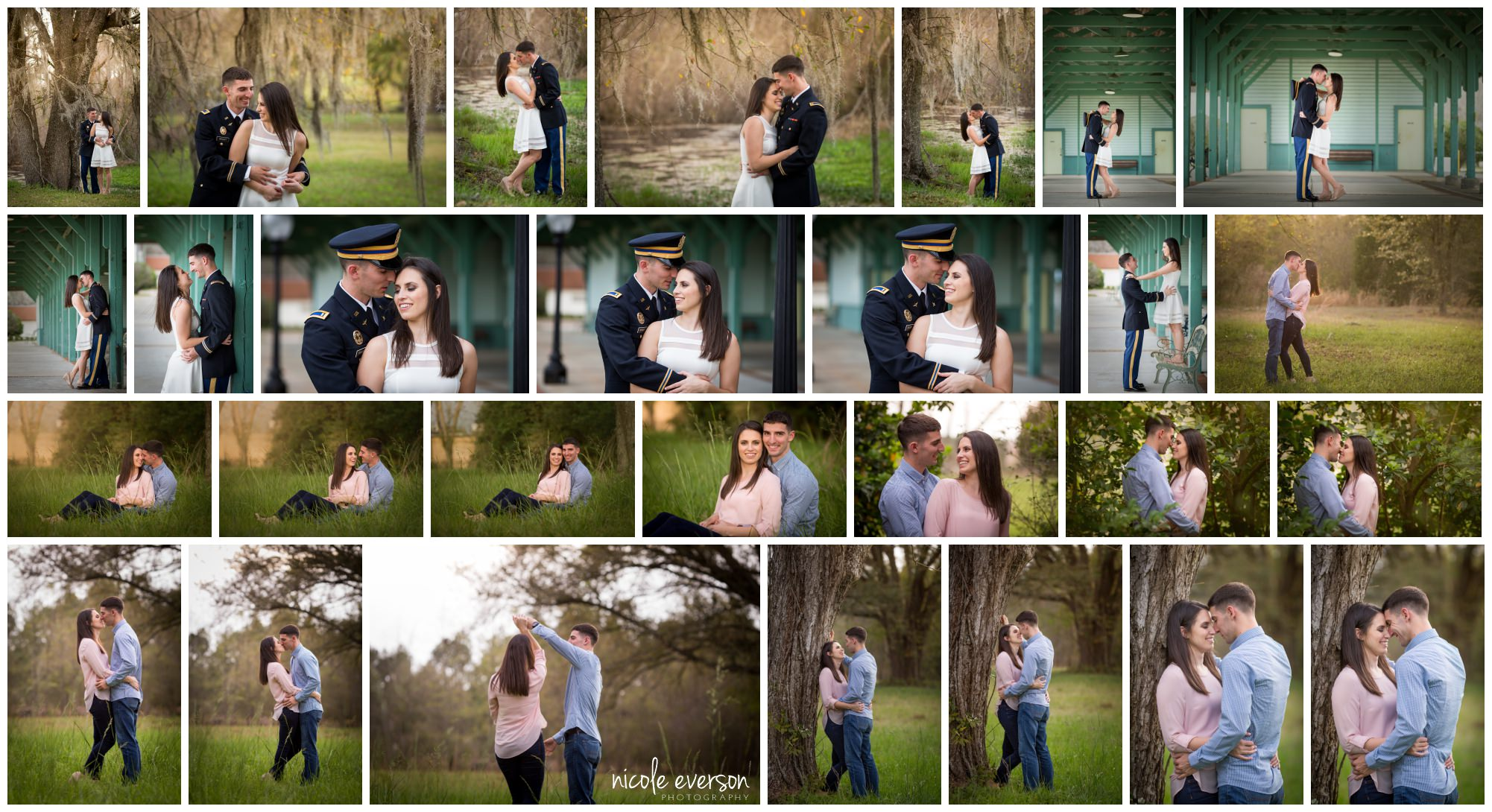 Nicole Everson Photography | Engagement Portraits