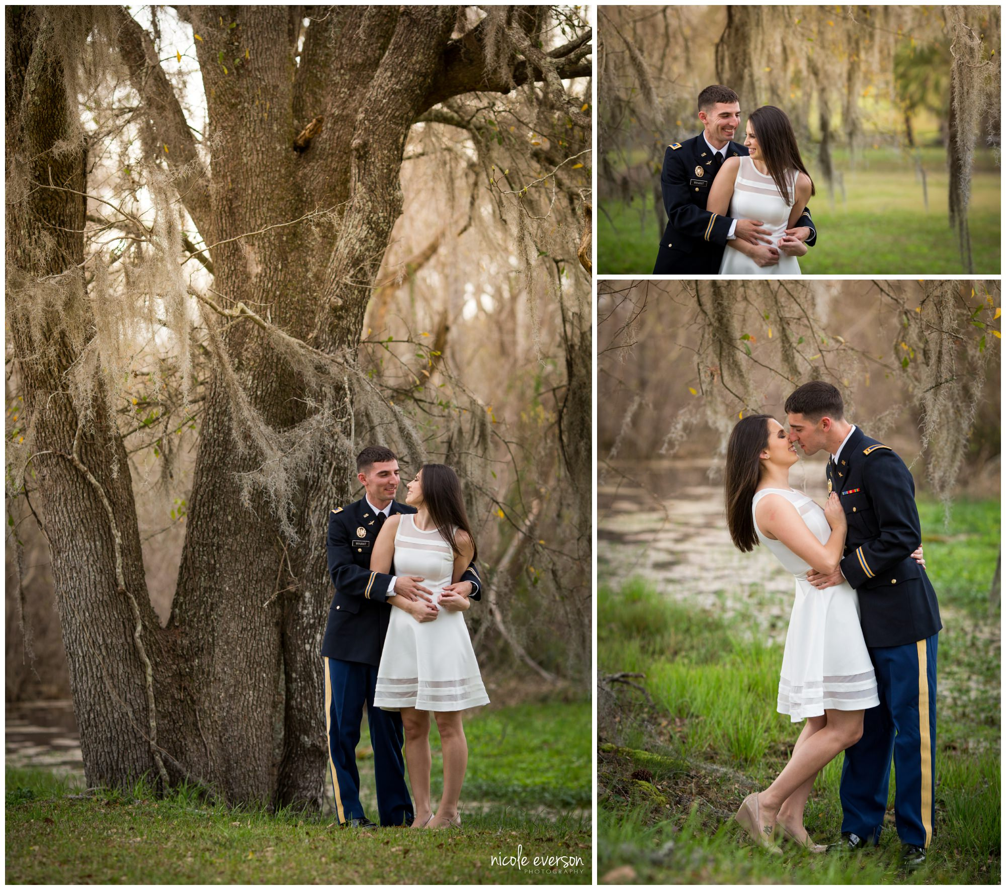 Tallahassee Florida engagement photographer