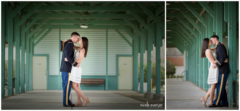 Military engagement photos Tallahassee