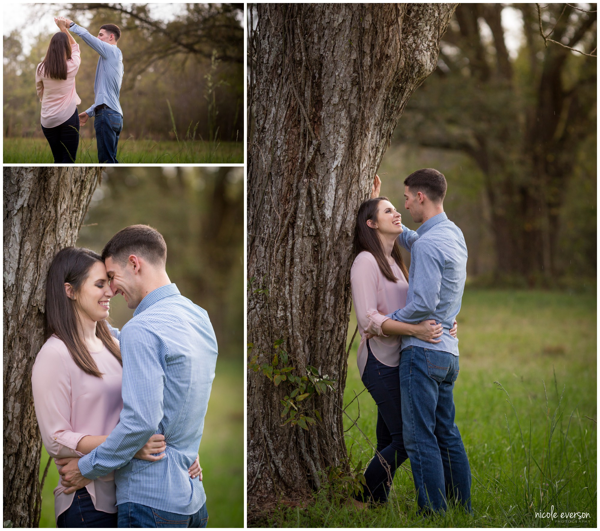 Engagement Photographer Nicole Everson Photography