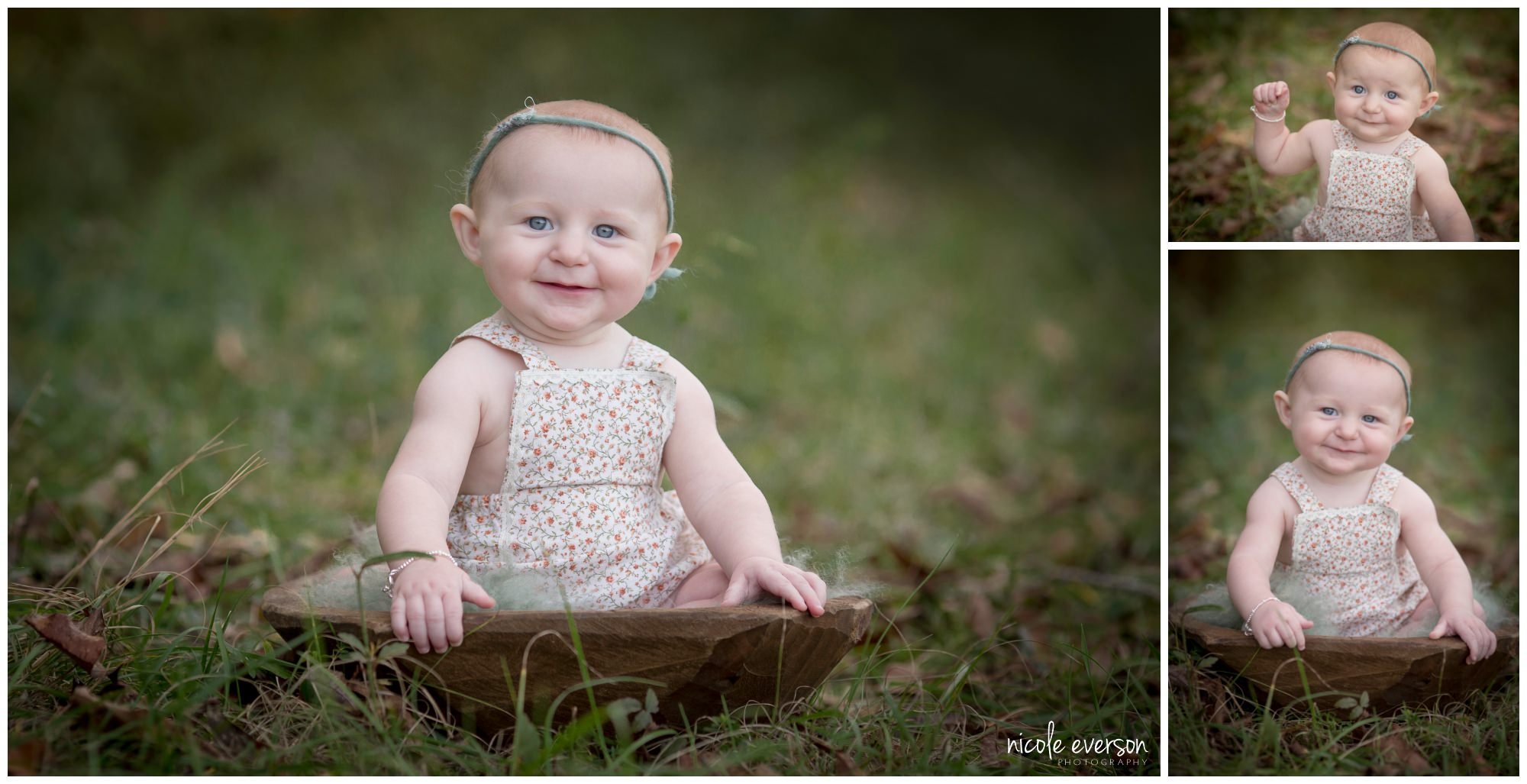 Nicole Everson Photography | Baby studio