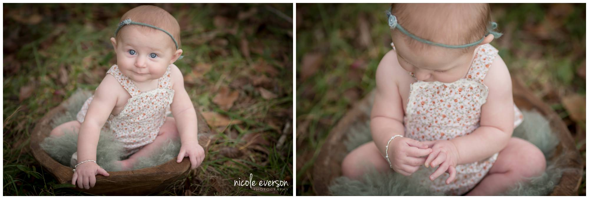 Baby Photographer Tallahassee Florida | Nicole Everson Photography