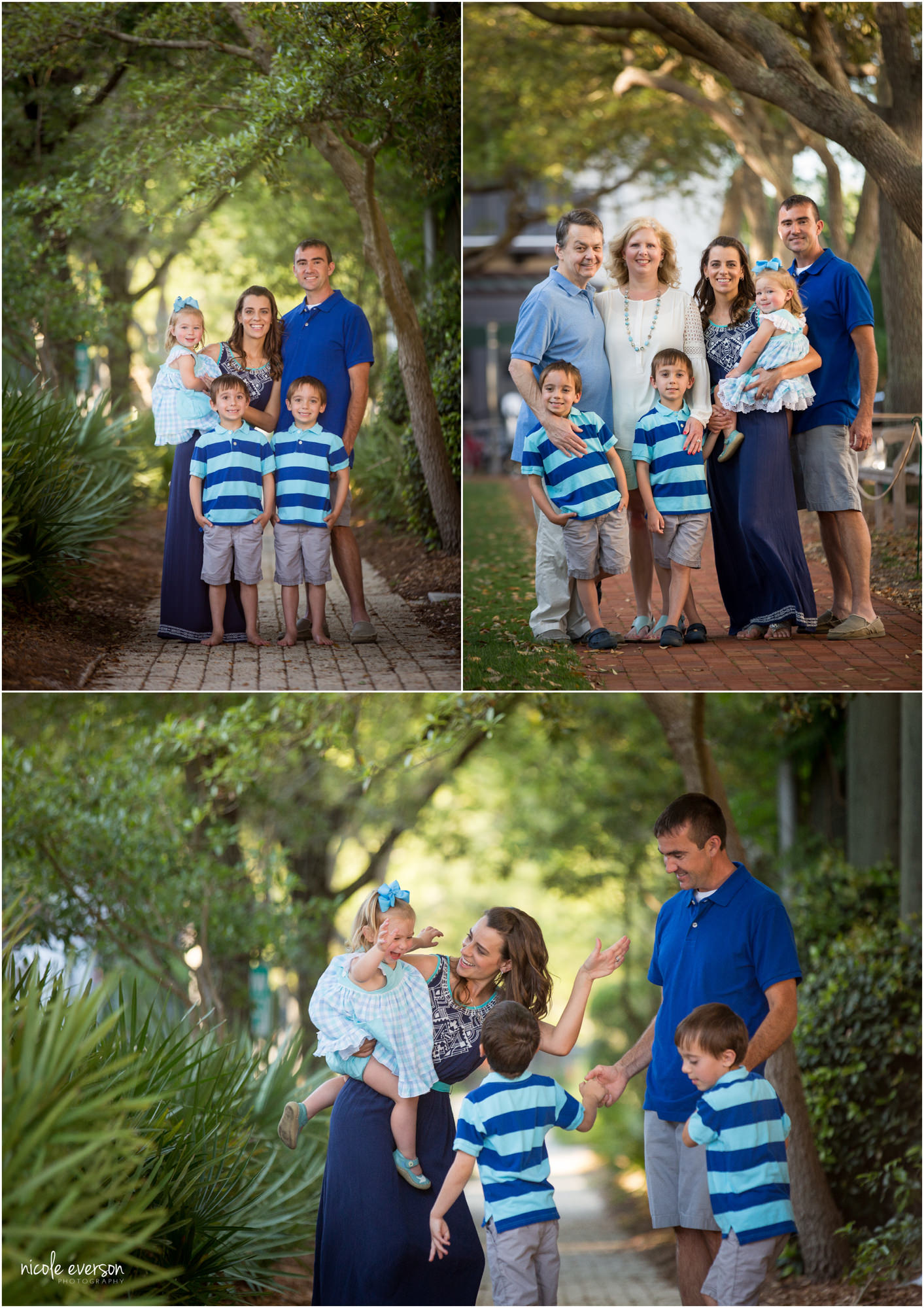 family pictures by Nicole Everson Photography Rosemary