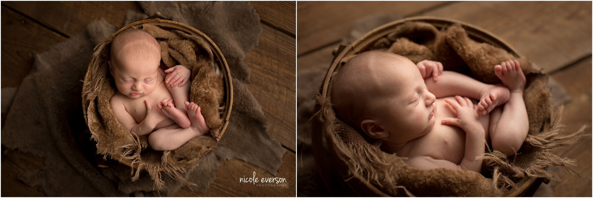 baby photographed in Tallahassee FL