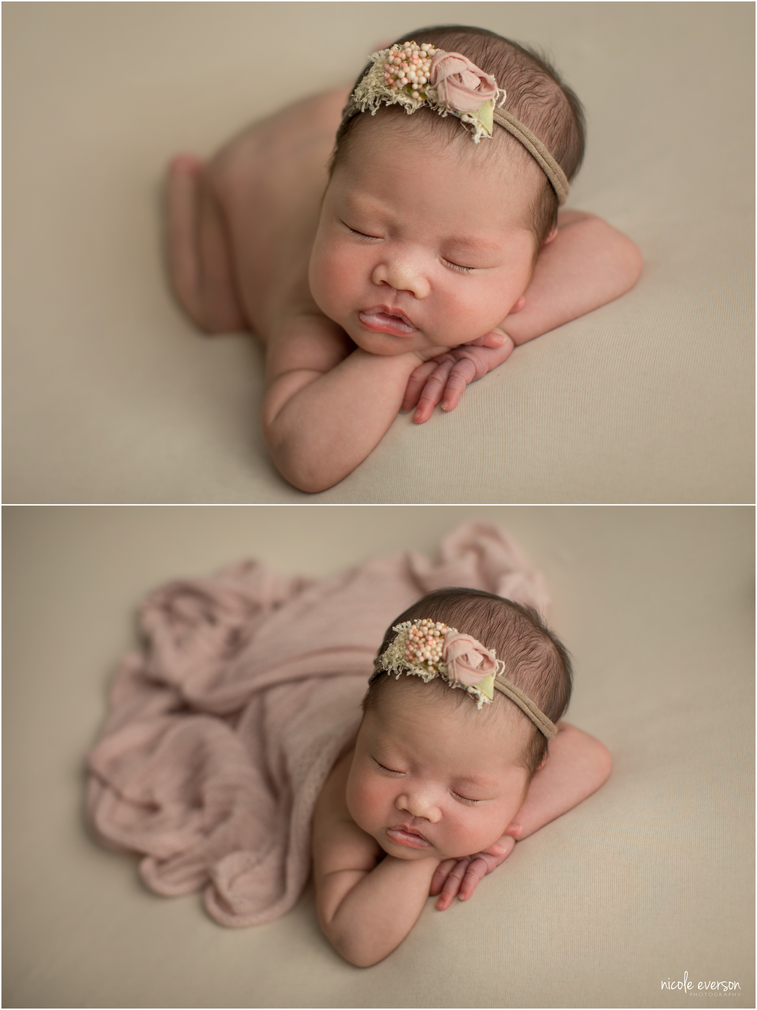 best newborn photographer Nicole Everson Photography