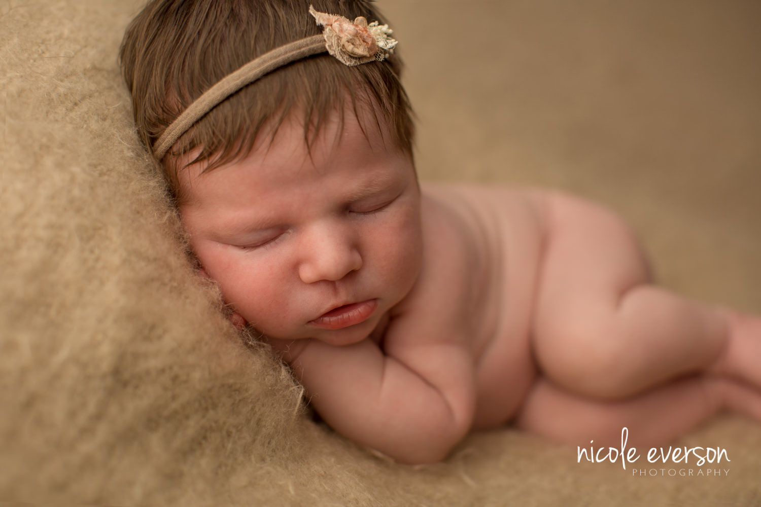 Dothan Al newborn photographer Nicole Everson Photography