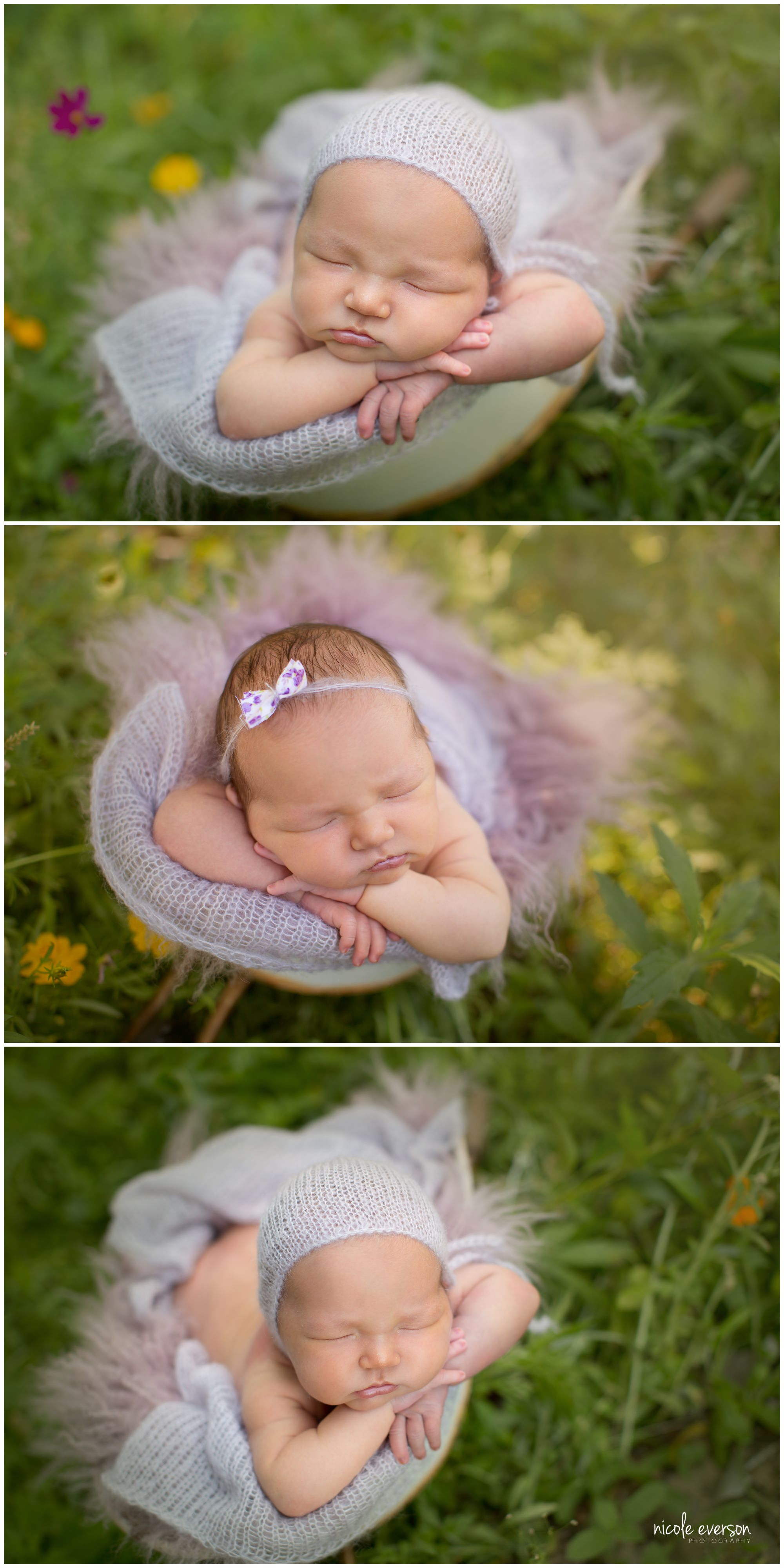 Newborn Photographer Tallahassee Florida