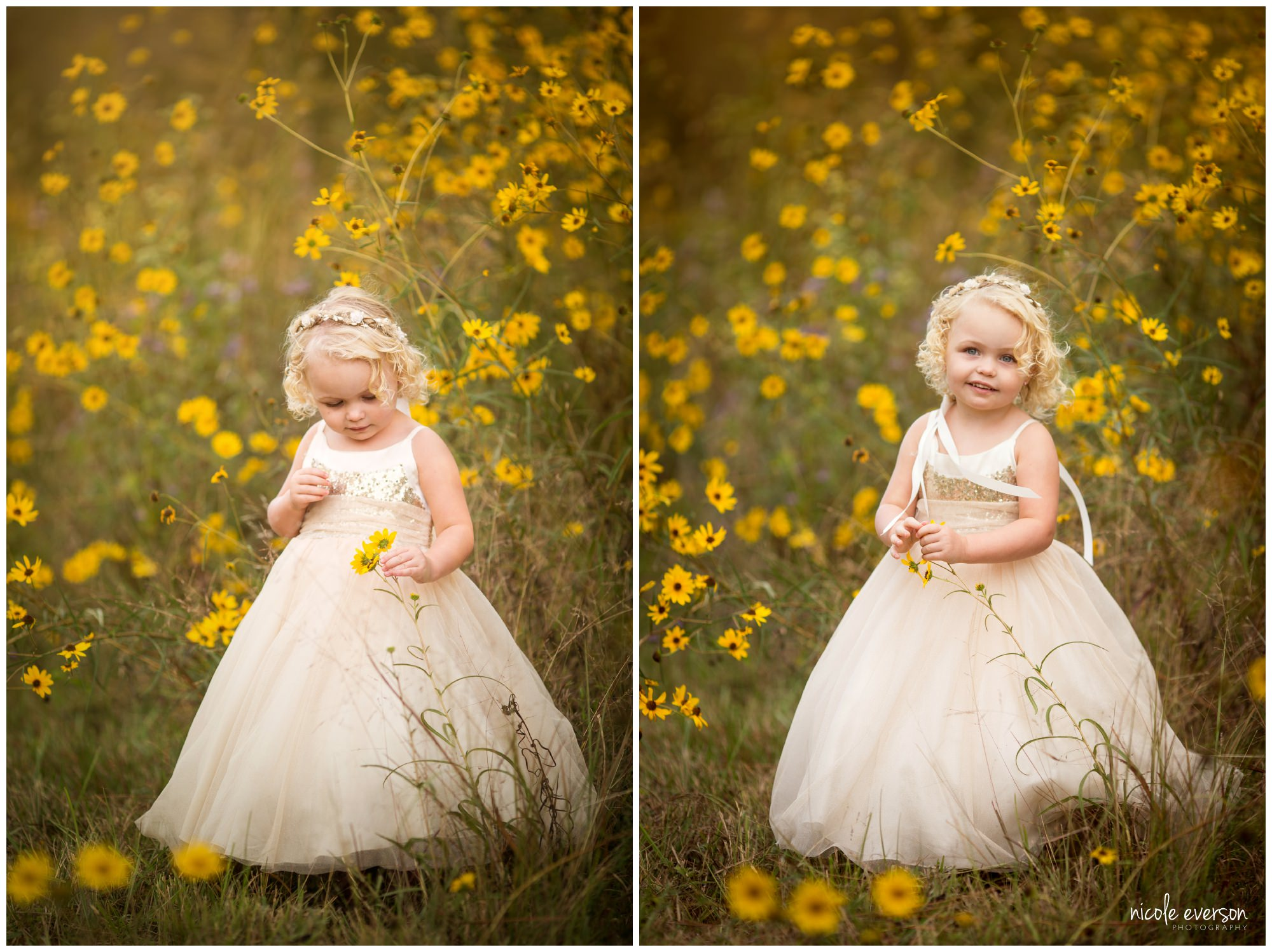 child photographer Nicole Everson Photography