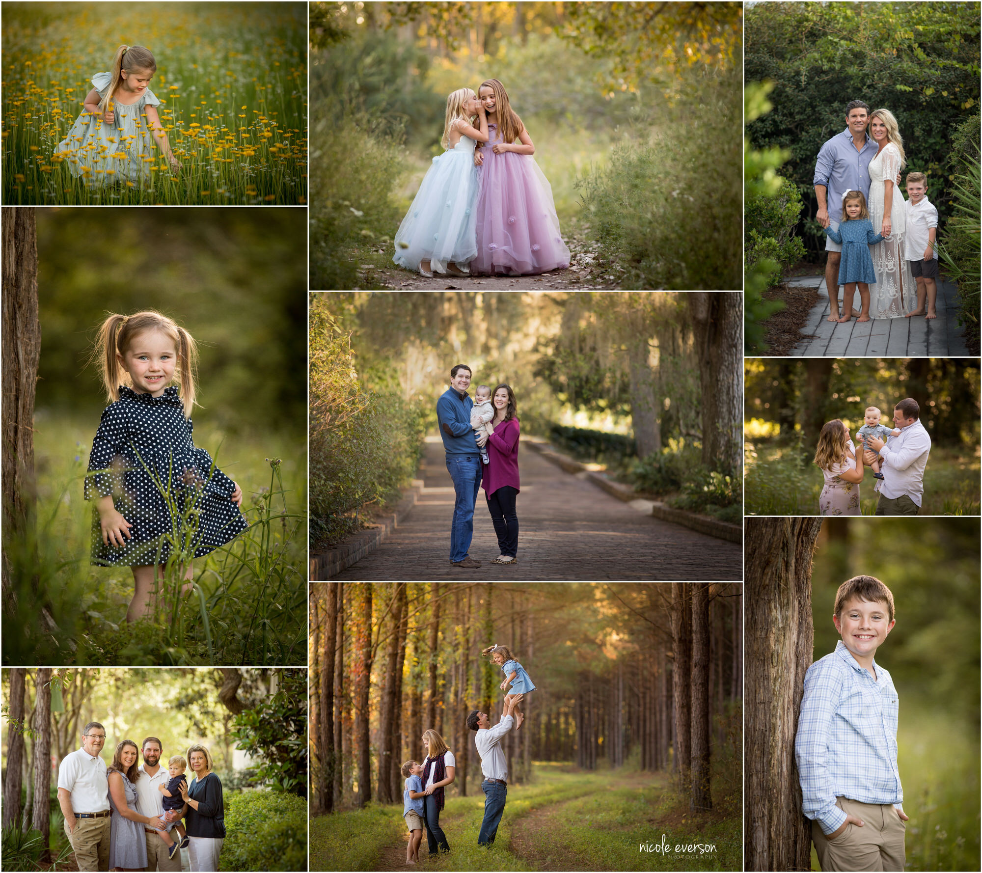 family photos near me in Tallahassee