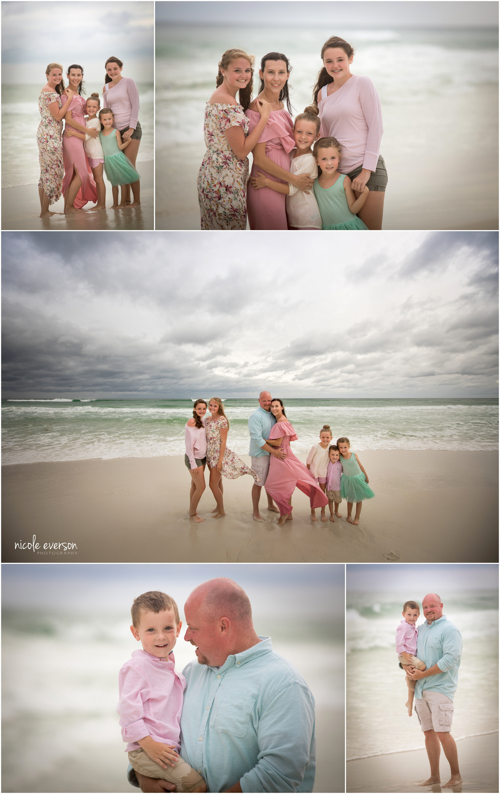 beach pictures family clothing ideas