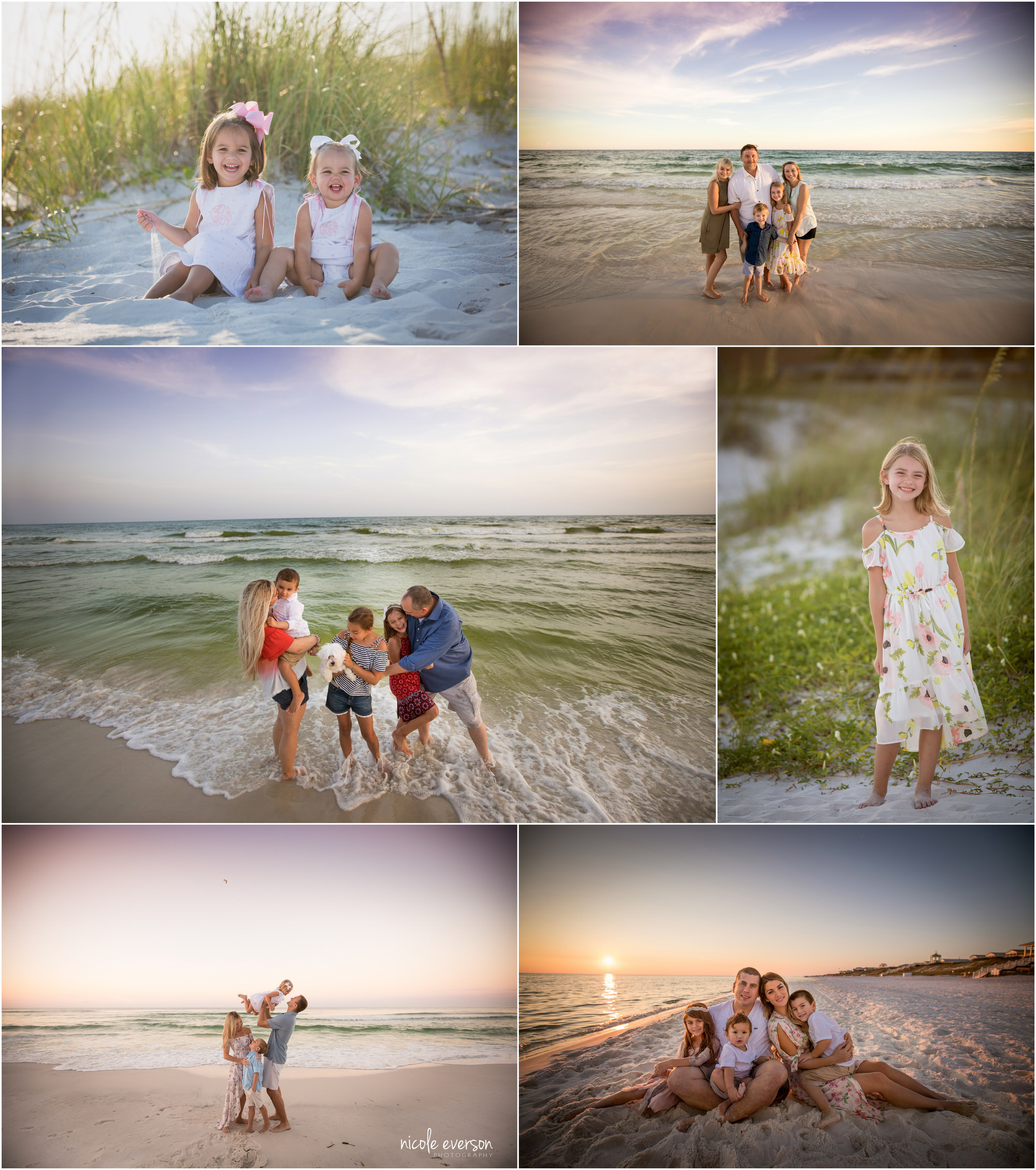 sandestin and miramar beach family photographer
