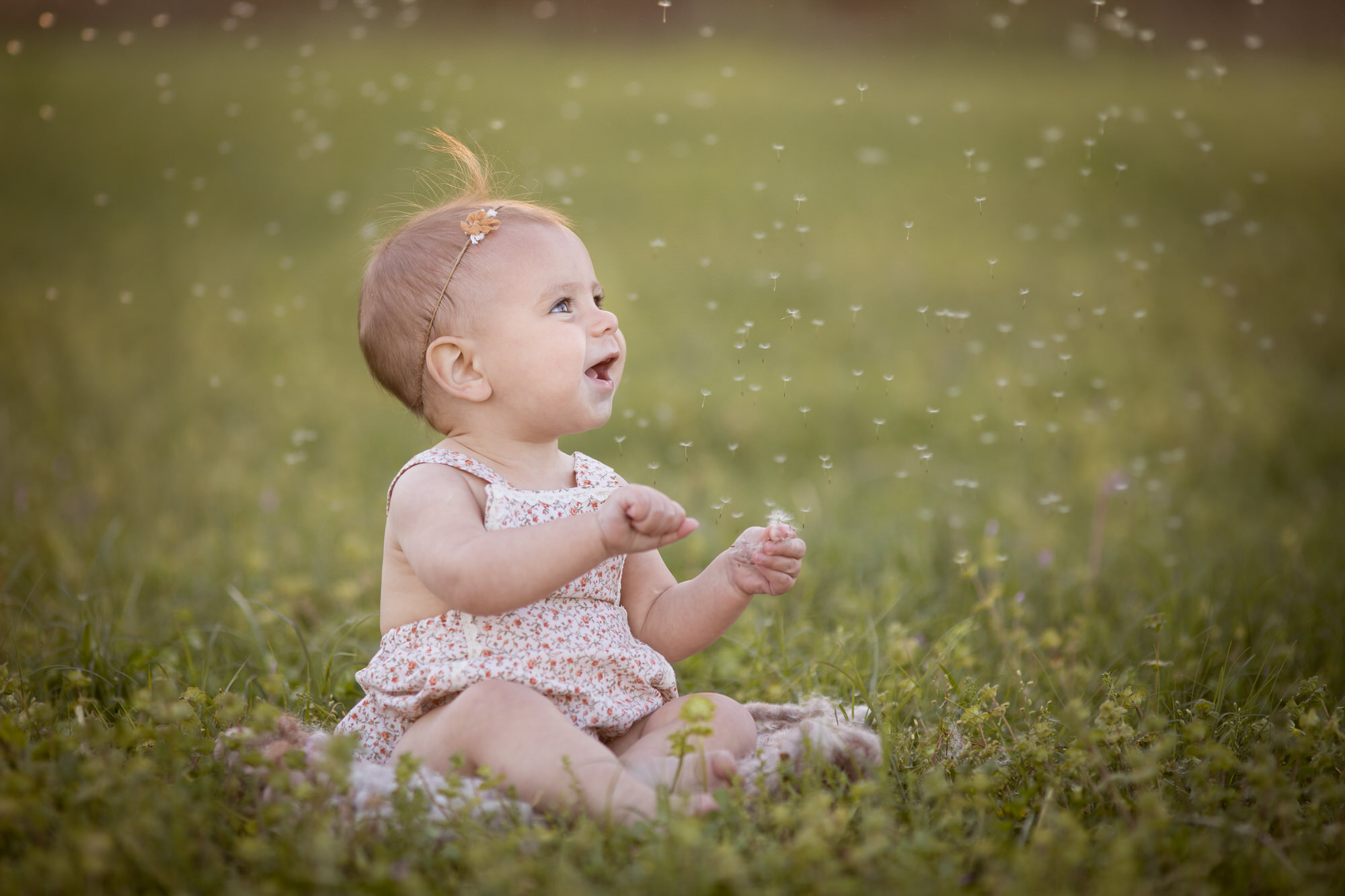 baby photography by Nicole Everson Photography