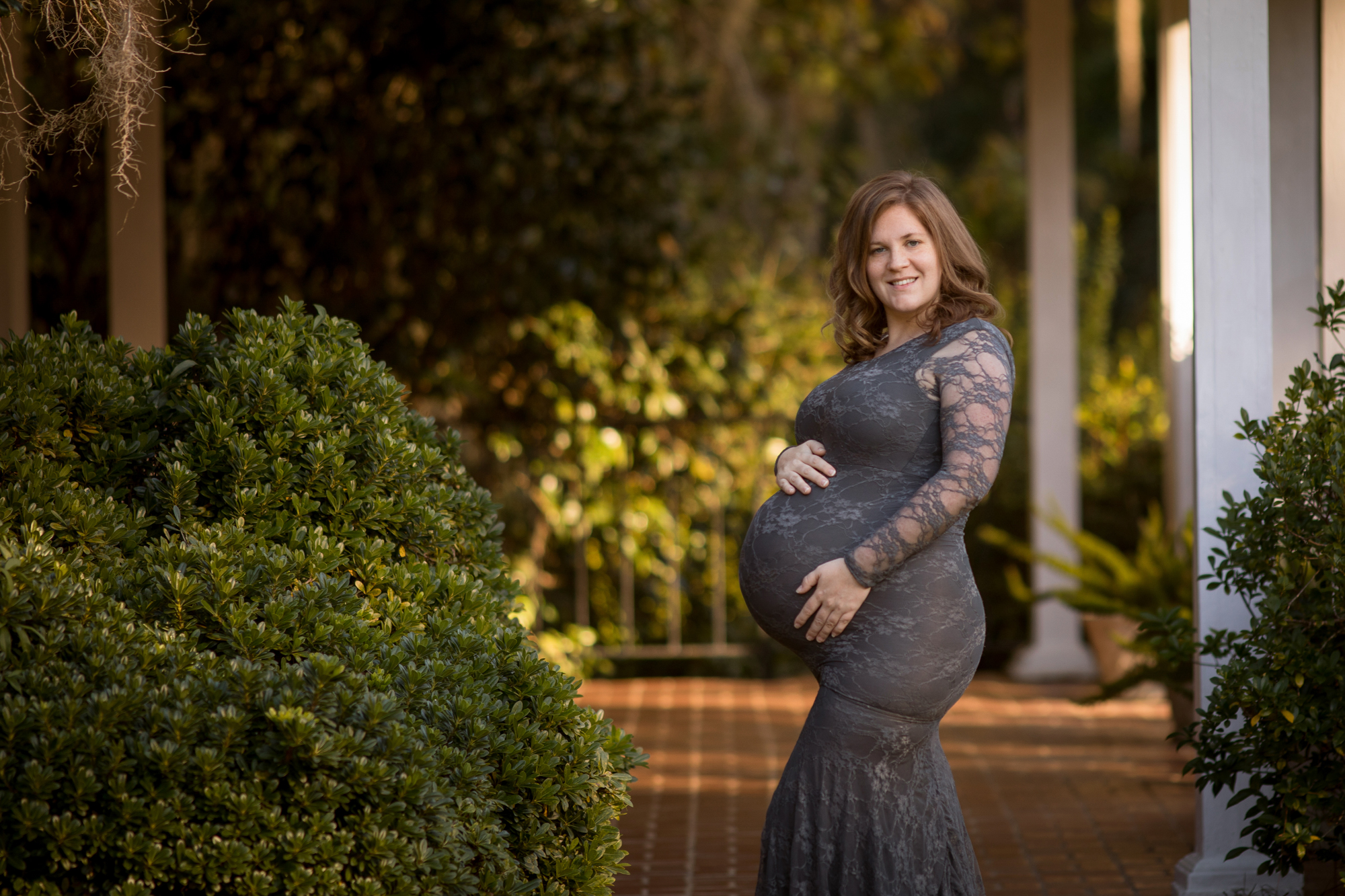 maternity photographer Nicole Everson Photography