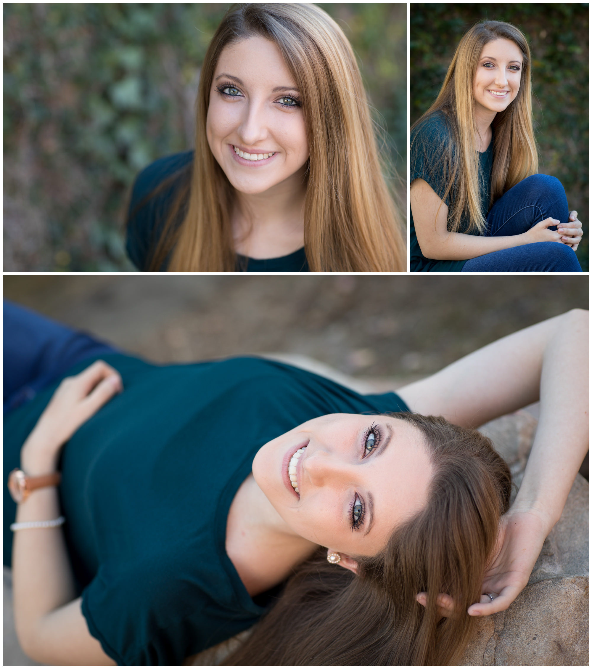 Grad pictures on Foster street in downtown Dothan, AL. Nicole Everson Photography.