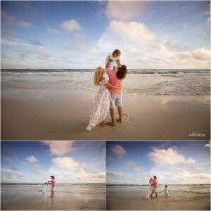 watercolor Florida beach photographer Nicole Everson Photography