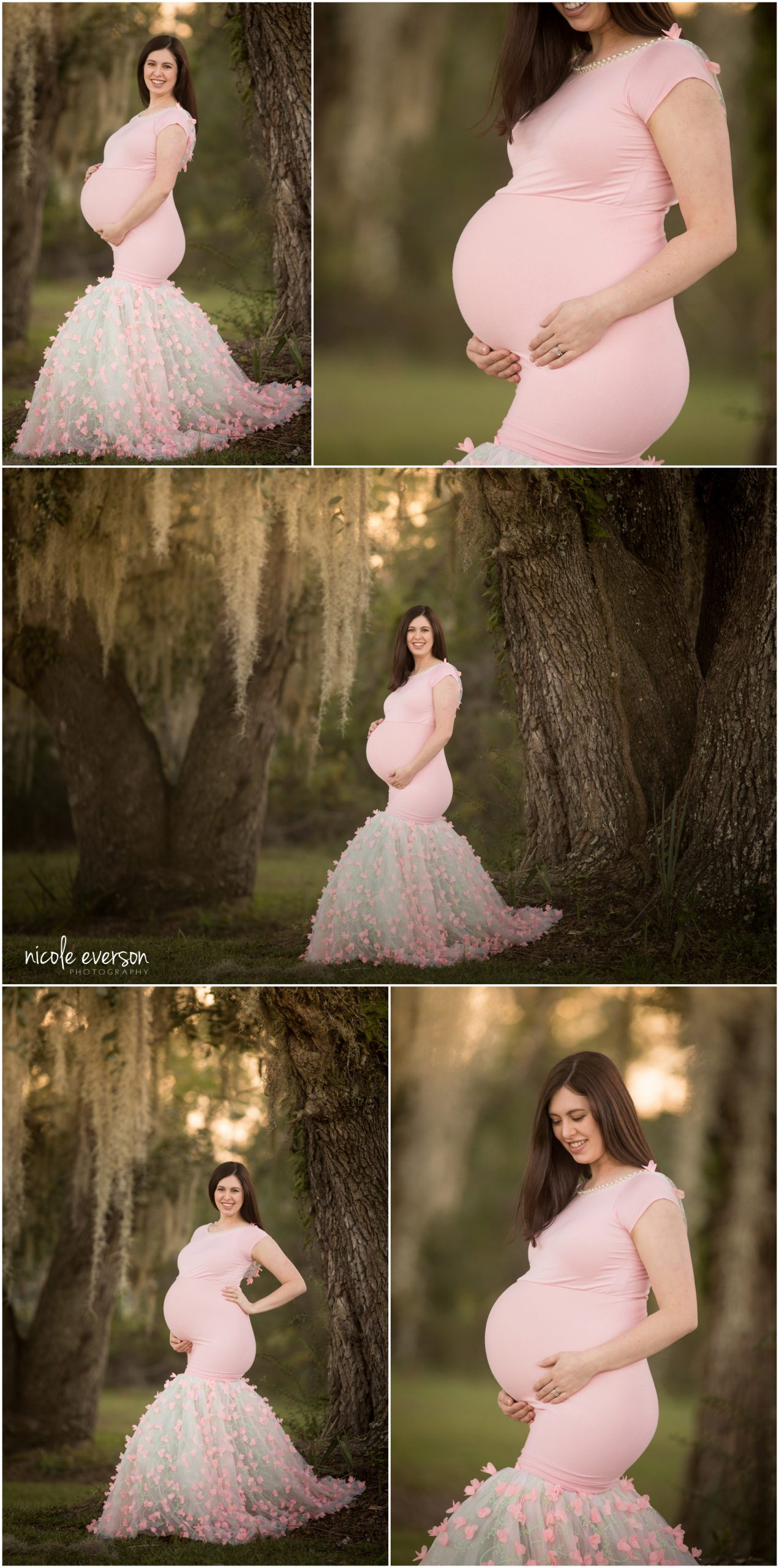 maternity photos dothan al by Nicole Everson Photography